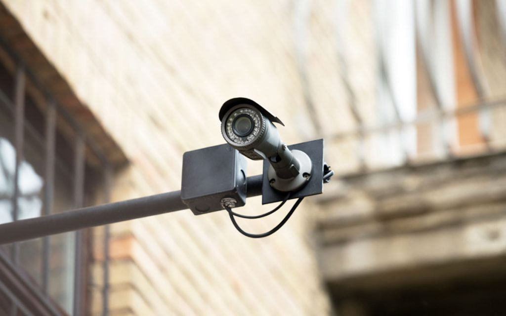 wireless security camera system in sydney