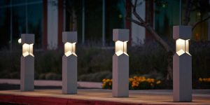 Quality commercial lighting bollards