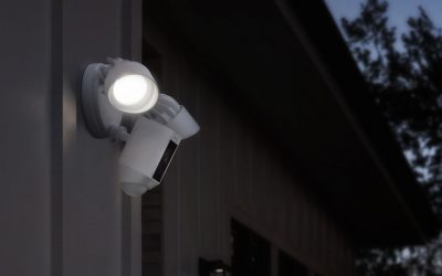 What Are The Benefits Of Using Solar Flood Lights For Security?