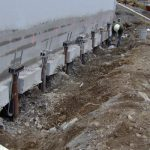 foundation underpinning for structural strength