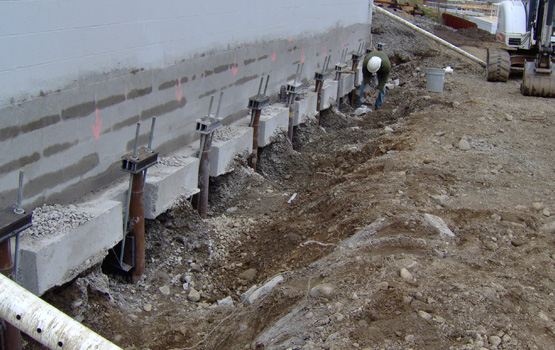 How Foundation Underpinning Helps In Stabilizing And Strengthening Structure?